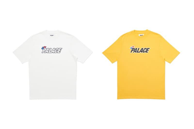Palace Skateboards Spring 2020 Week 3 Drop List photos info Skateboarding Jackets T-Shirts Hoodies Jumpers Sweatshirts Pants Shorts Release info Date Buy