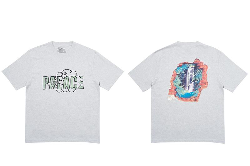 Palace Spring 2020 Tees & Shirts First Look Release Information Drop Date Closer Skateboards Skateboarding London Motorsports Graphics Logo P bold prints Volkswagen GTI