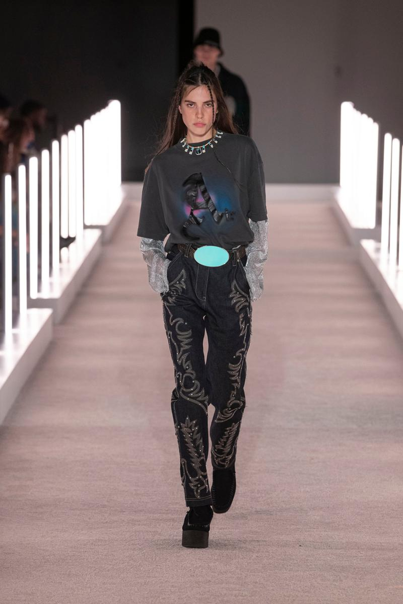 Palm Angels Fall/Winter 2020 Collection Runway fw20 Francesco Ragazzi new york fashion week mens womens nyfw