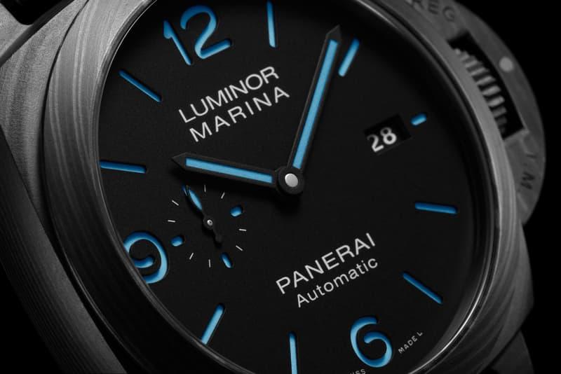 Panerai PAM1661 Luminor Marina Carbotech