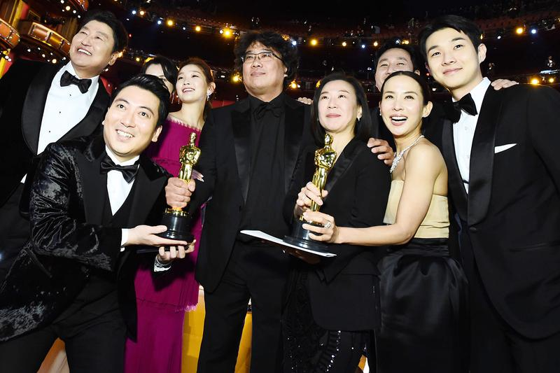 Parasite Expanded North American Release 2020 Oscars Win bong joon ho