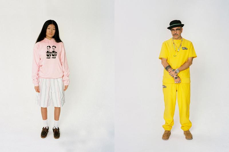 patta spring summer 2020 ss20 collection lookbook images release date