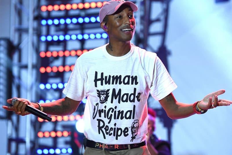 Pharrell Williams x adidas Superstar First Look footwear sneakers collaborations three stripes adidas Originals