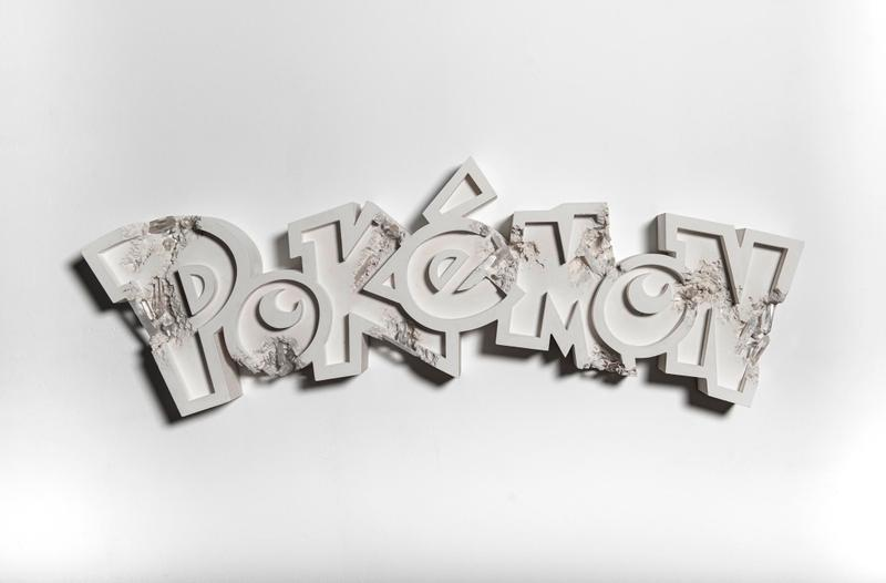 pokémon daniel arsham sculptural art project tokyo japan trainer sculptures exhibition installation nanzuka gallery