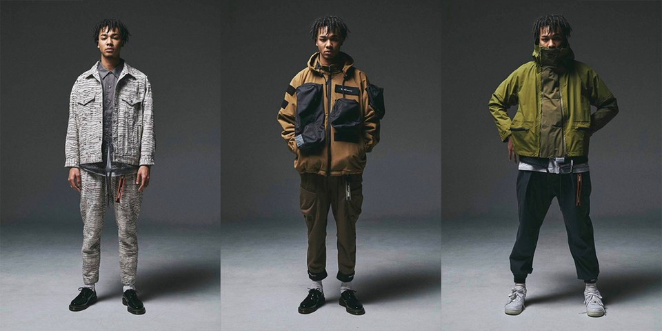 POLIQUANT Maximizes Functionality in Tech-Heavy FW20 Collection