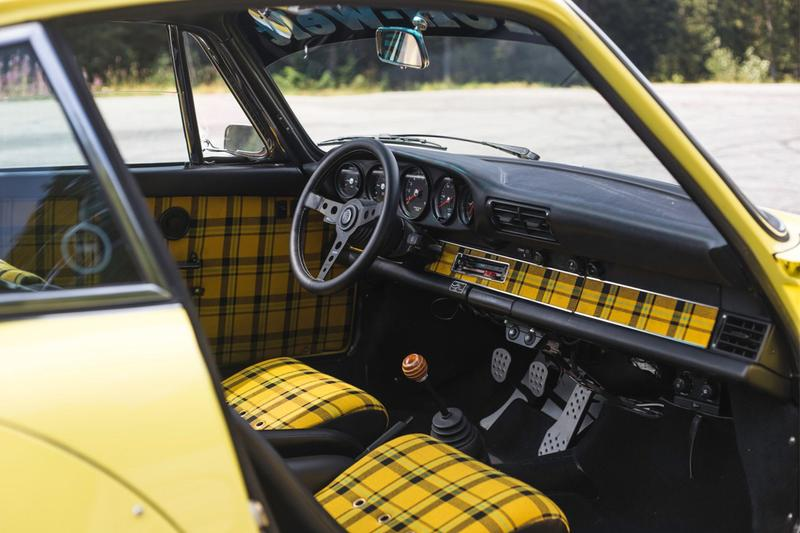 bring a trailer 1987 porsche carrera auction coupe rwb rauh welt begriff tuning akira nakai vintage retro cars