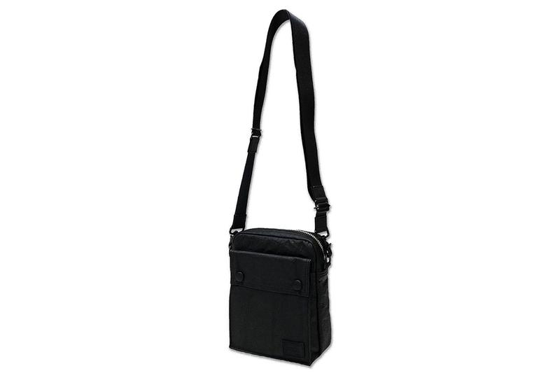 PORTER Freestyle Dyneema hybrid Leather Bag Collection ecco yoshida co company black blue brown