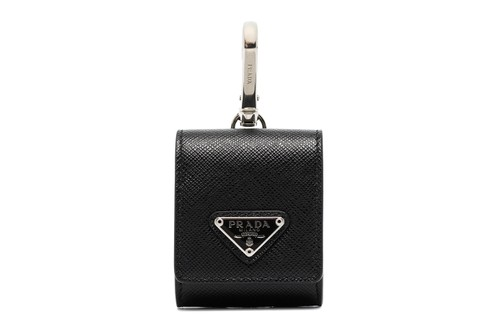 Prada Crafts a Saffiano Leather Airpods Case