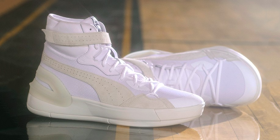 PUMA Hoops Expands Offerings With New Sky Silhouette