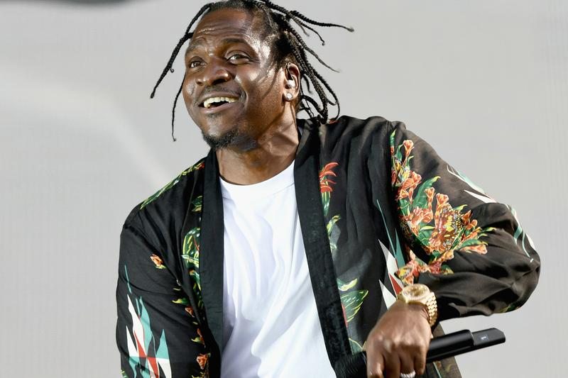 Pusha T Launches New Heir Wave Music Group Record Label kahri 1k virginia home state defiant studios hip-hop rap
