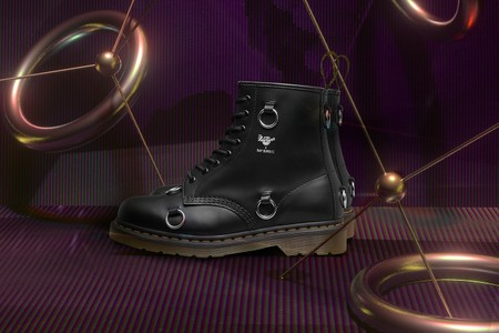 Raf Simons Adds Punk-Inspired Rings to Dr. Martens 1460
