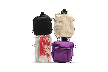Raf Simons and Eastpak's Pocketbag Loop Is a Nifty 4-in-1 Carrier