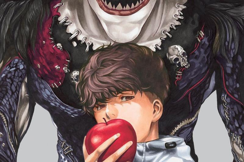 Viz Media Read Death Note One-Shot Chapter Now Tsugumi Ohba Takeshi Obata Info Release Free Read English