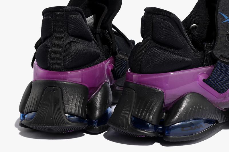 reebok dmx elusion 001 FT Low black humble blue purple white EH0156 release date info photos price