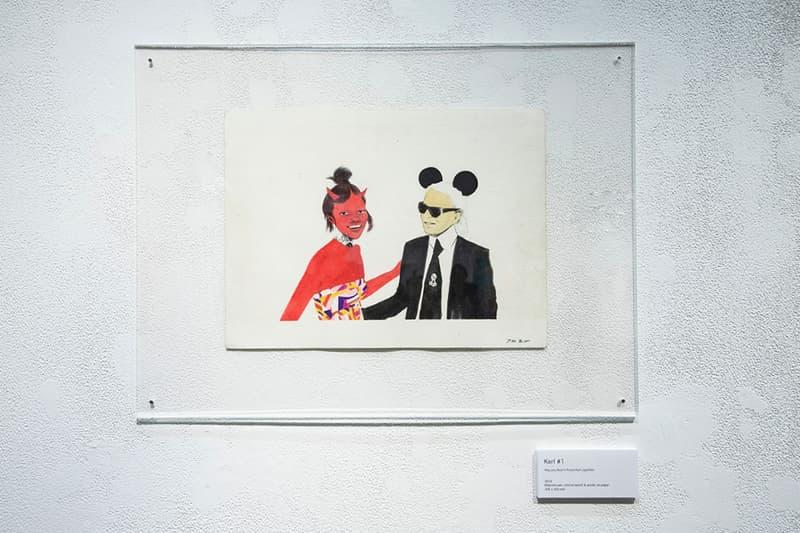 rex lost angels animanga zingaro kaikai kiki gallery artworks paintings