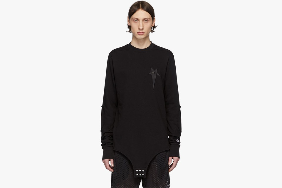 Rick Owens' Sports-Indebted Champion Capsule Has Just Dropped