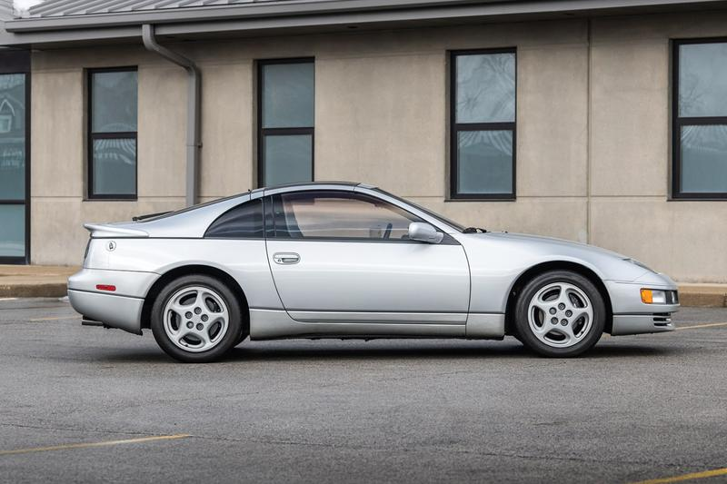 RM Sotheby's Amelia Island 1990 Nissan 300ZX auctions JDM Japan Skyline GTR Z Fairlady
