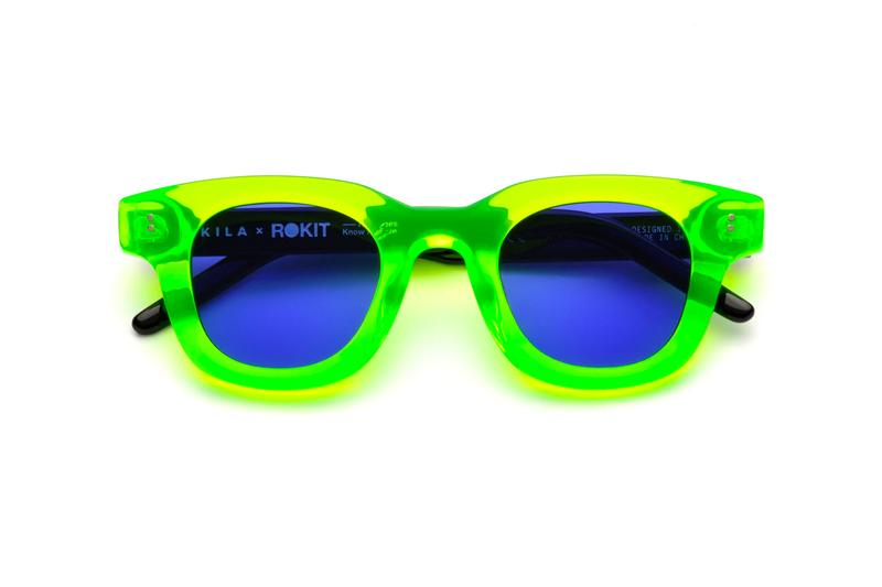 ROKIT AKILA Apollo A 1922 Release Info Buy Price Black Turtle Neon Green Zed
