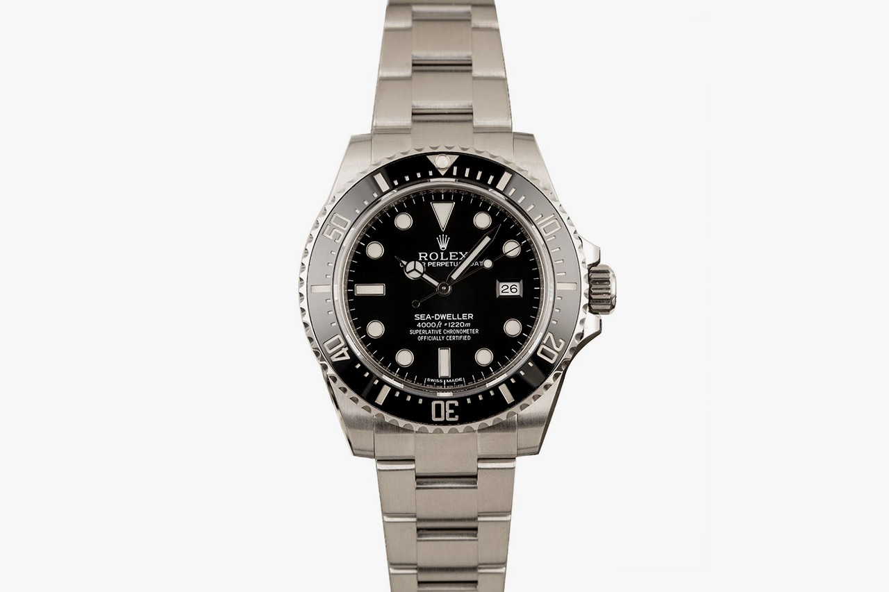 Modern Collectibles Discontinued Rolex watches 40mm Sea Dweller Ceramic reference 116600 Green KERMIT 50th Anniversary DISCONTINUED 16610LV GMT Master II Coke Stainless Steel 40mm reference 16710 pepsi