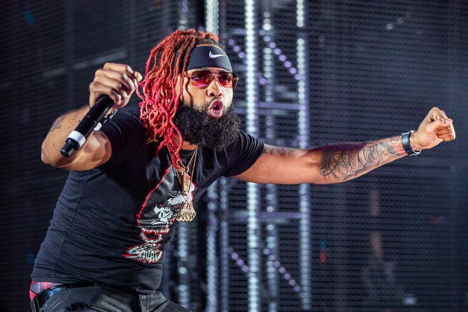 Detroit Rapper Sada Baby Slide Music Video Watch Hypebeast