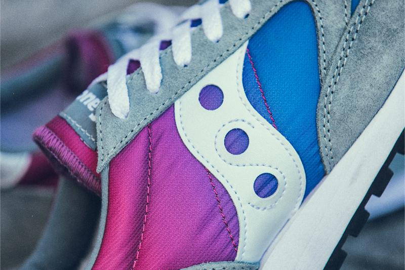 saucony jazz fade gradient black aqua teal jade grey blue purple release date info photos price
