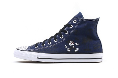 Sean Pablo's Converse CONS Chuck Taylor All-Star Pro Appears In Navy