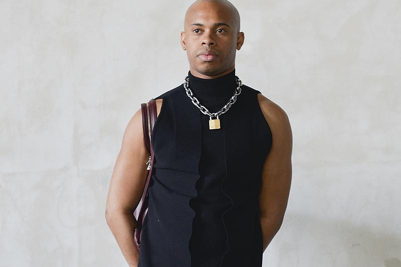 Shayne Oliver Hood By Air HBA Business of Fashion Ian Isiah Akeem Smith relaunch date details collaborator colmar helmut lang diesel the north face kanye west