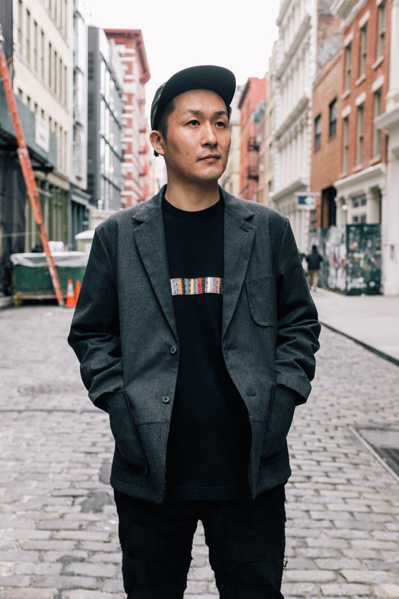 Shinichiro Ishibashi KUON Designer Streetsnaps style feature interview japanese brand