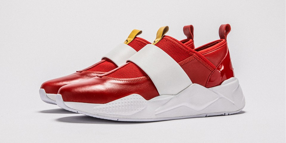 Shoe Surgeon & PUMA Craft Real-Life Version of Sonic the Hedgehog's Shoes