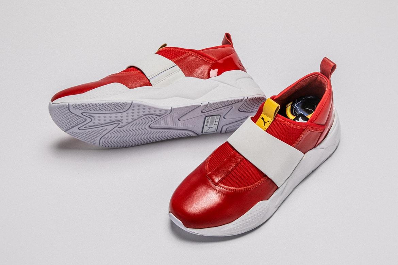 Shoe Surgeon Puma S Sonic The Hedgehog Shoes Hypebeast