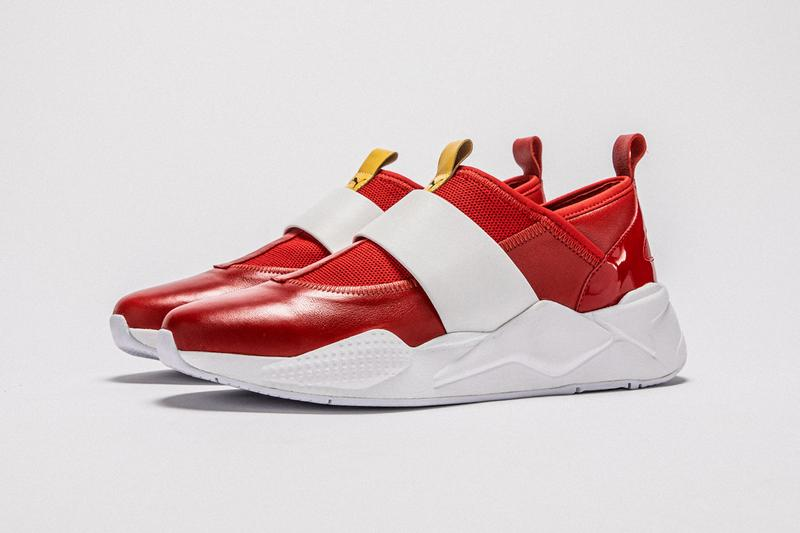 shoe surgeon puma sonic the hedgehog shoes movie 2020 red gold white release date info photos price