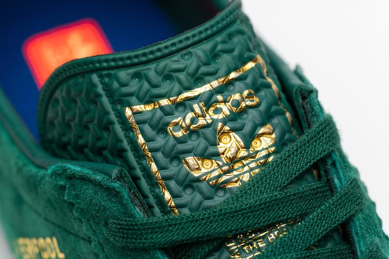 size? adidas originals city series liverpool release information buy cop purchase green gold 20th anniversary 2020