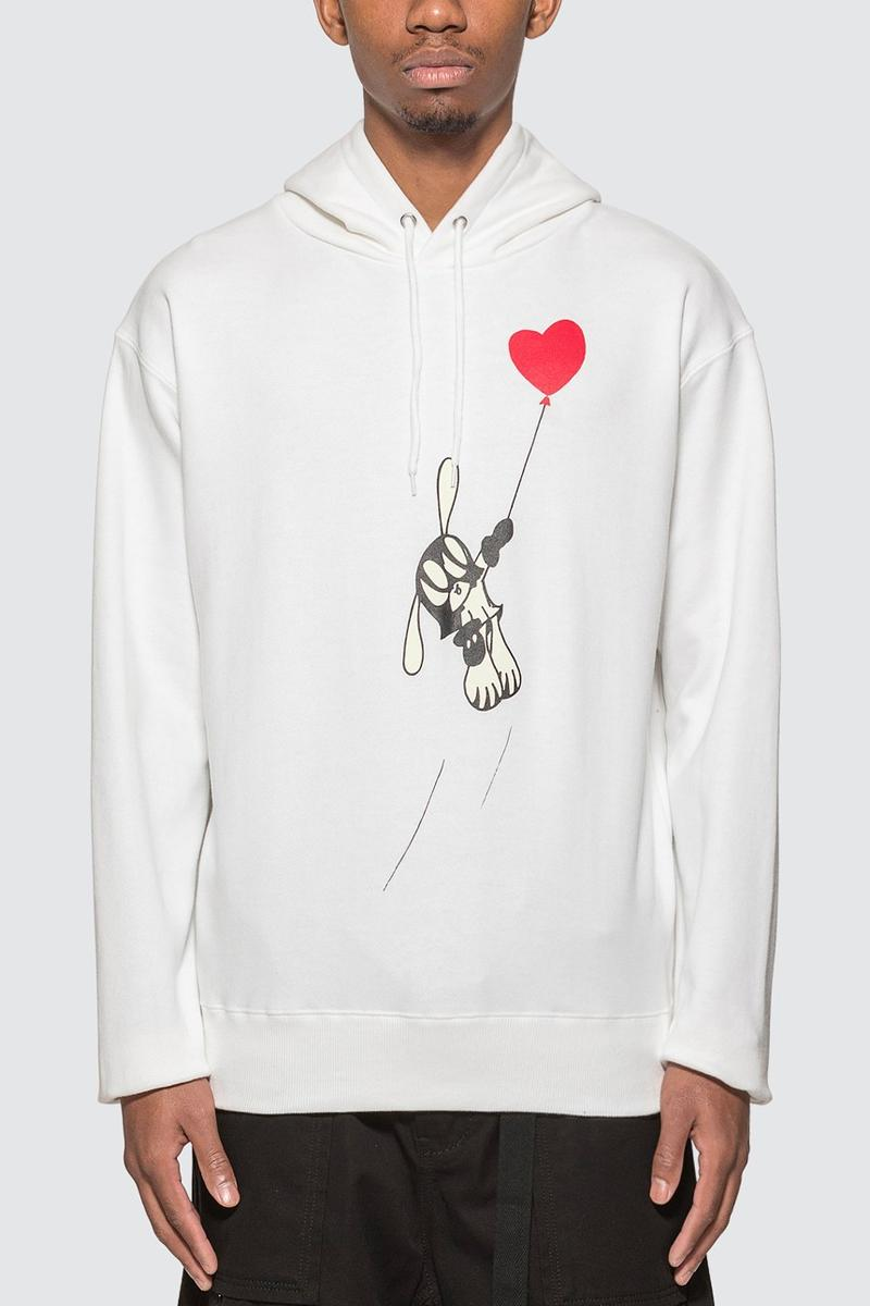 SKOLOCT Art Gang Money Spray Hoodie fall winter 2020 collection hbx japanese artist apparel silver necklace playboy banksy banksoo graphics exclusives streetwear menswear