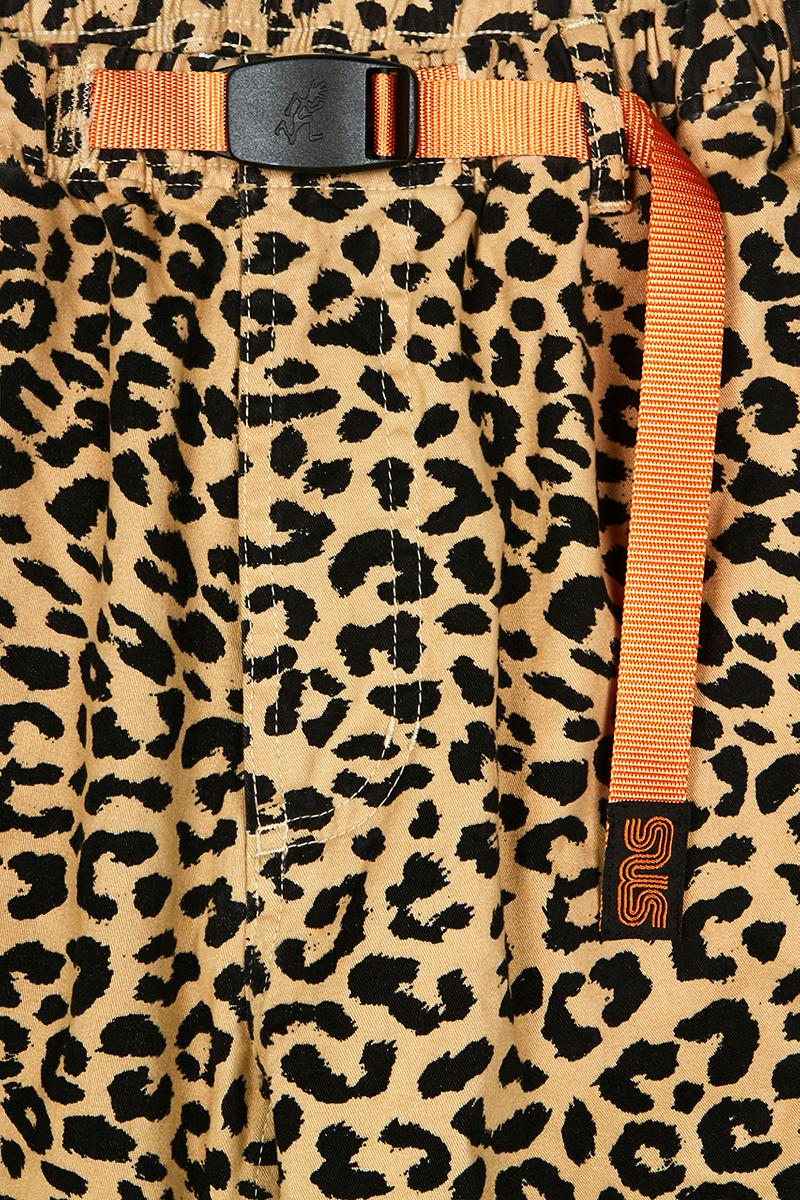 sneakersnstuff gramicci animal print capsule collection zebra leopard tiger release information outdoors stockholm paris london buy cop purchase