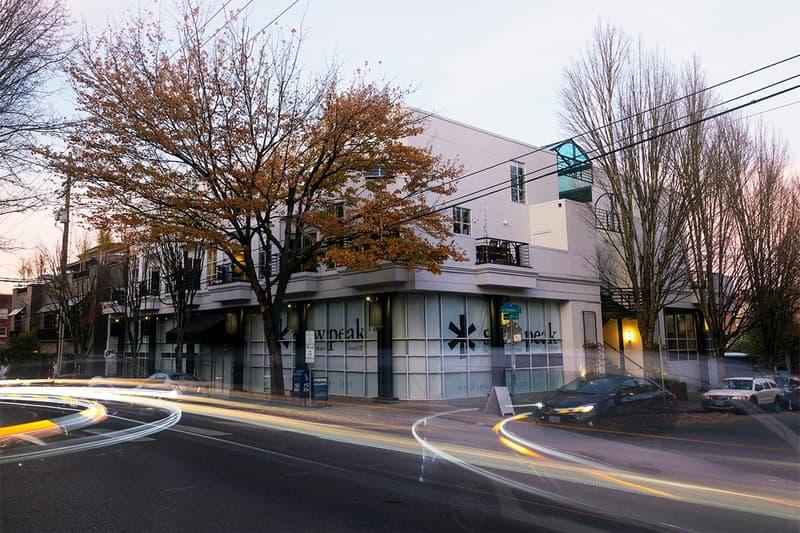 snow peak portland oregon north america headquarters hq flagship store shop