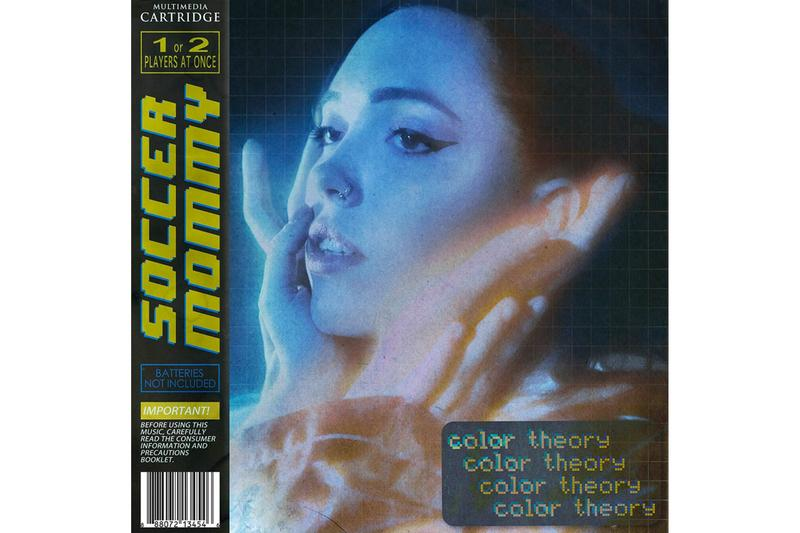 soccer mommy 'color theory' Album Stream indie alternative synth pop lo-fi spotify apple music listen now Sophie Allison