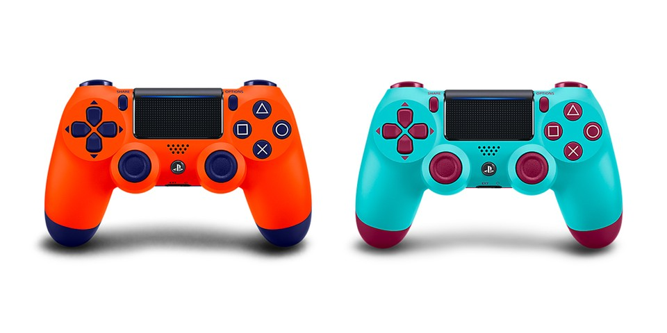 """Sony Is Restocking Its Unofficial """"Goku"""" Controller Colorway"""