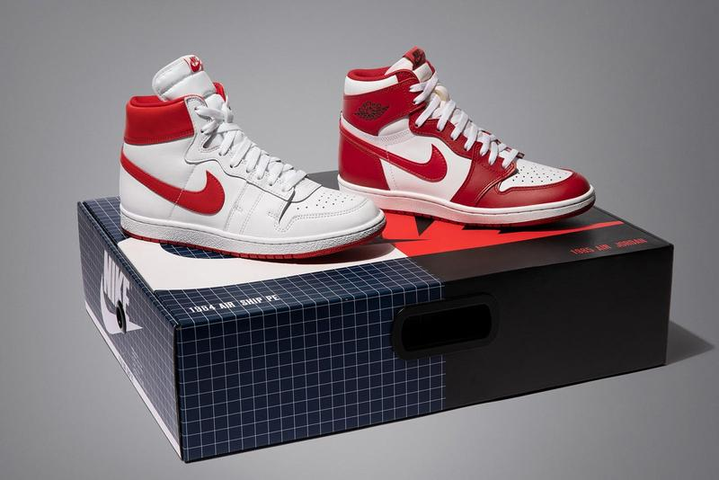 "Off-White™ Air Jordan 5 Air Jordan 3 ""Red Cement (Nike Chi) Nike Air Force 1 x ""Just Don"" Air Jordan 1 OG ""UNC TO CHICAGO Leather"" and Air Jordan 'New Beginnings' Pack NBA All-Star Weekend 2020."
