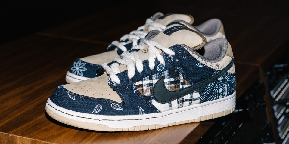"""StockX Is One of the Only Places to Get Travis Scott's Nike SB Dunk Low """"Cactus Jack"""""""