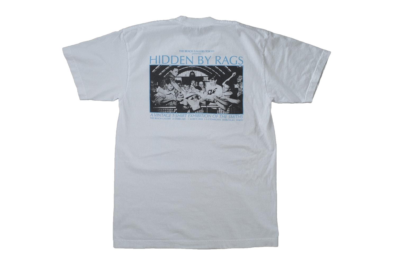 StrangewaysNYC Hidden by Rags The Smiths Vintage T-Shirt Exhibition Announcement The Beach Gallery Tokyo Sean Samuelson