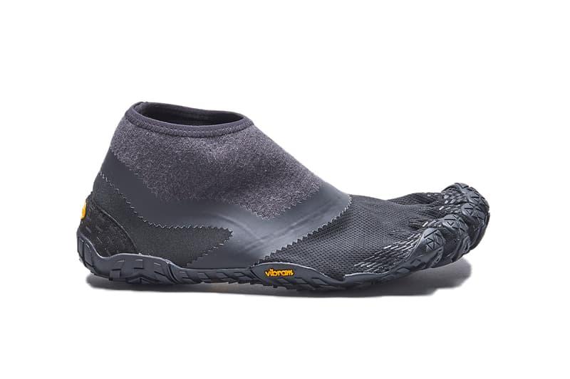 Suicoke Spring/Summer 2020 Vibram Five Fingers Collaboration shoe sneaker footwear boot ss20 toe feet