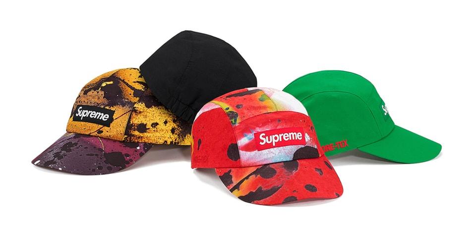 Supreme Spring/Summer 2020 Hats