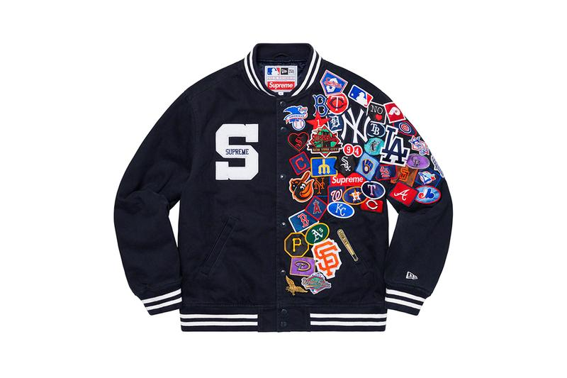 Supreme Spring Summer 2020 Jackets outerwear Rammellzee New Era Vanson Anorak Bomber Faux Fur GORE-TEX