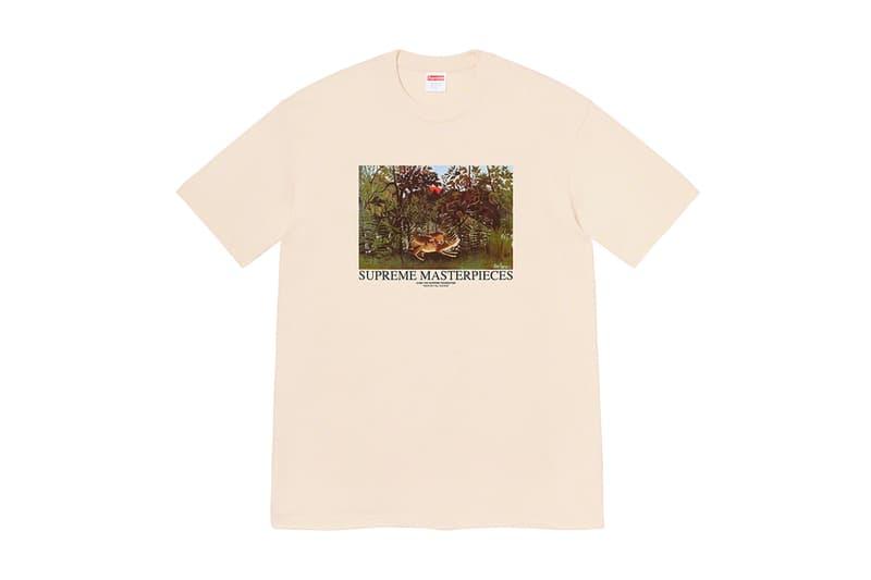 Supreme Spring Summer 2020 T-shirt Tees tupac shakur naomi campbell tie dye jamil gs 2001 calendar mark gonzales 2pac pamela hanson