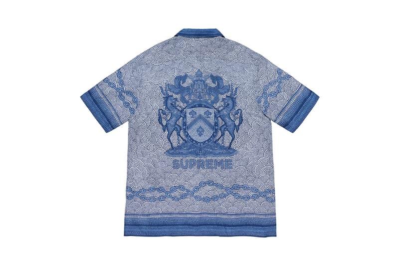Supreme Spring Summer 2020 Tops skatebrand new york los angeles Daniel Johnston alien graphics artwork mark gonzales jason dill collection teesjersey button ups long sleeves shirts