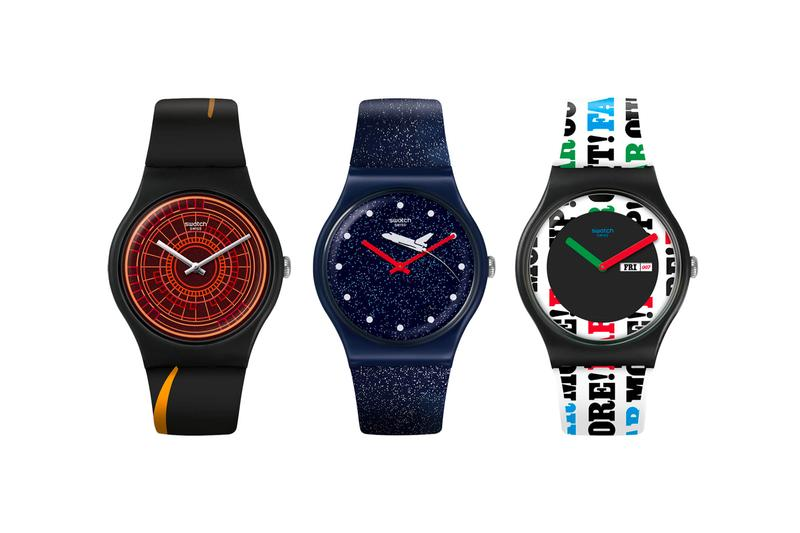 swatch x 007 james bond no time to die watches accessories gent Dr No On Her Majesty's Secret Service Moonraker Licence to Kill The World is Not Enough Casino Royale