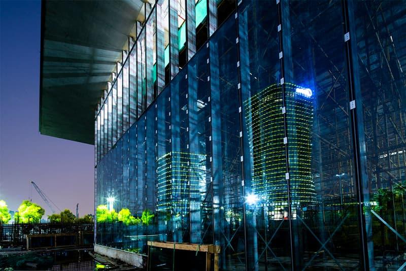 He Art Museum Opening Tadao Ando Architect Associates Shunde China He Jianfeng Lingnan Culture Circles