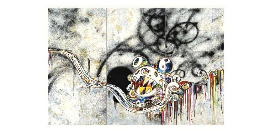 Rare Takashi Murakami Prints Now Available at Giant Robot Store