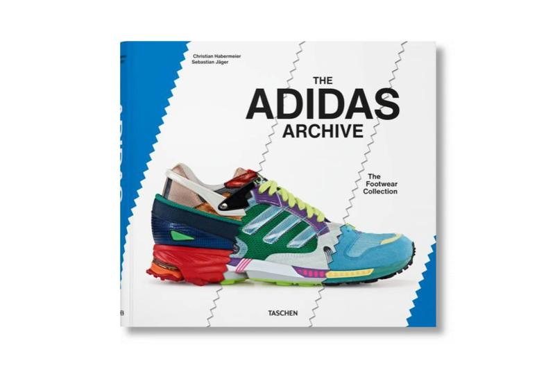 taschen adidas archive jacques chassaing west germany world cup raf simons pharrell williams kanye west information history details books buy cop purchase