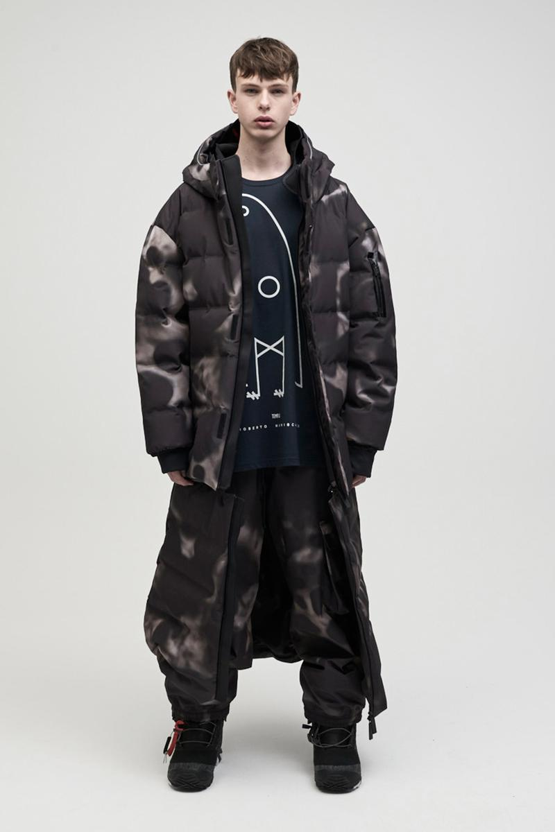 "TEMPLA ""6th Edition"" Fall/Winter 2020 Collection Lookbook Release Information Technical Garments First Look Ready to Wear RTW Versatile Weather Extreme Conditions Gear Fabrics Construction Outerwear"